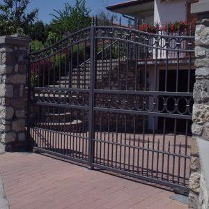Serramenti in ferro - cancello - Alfa cc 1 mini