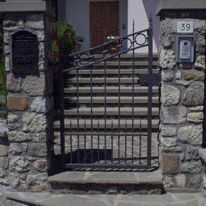 Serramenti in ferro - cancello - Alfa cc mini