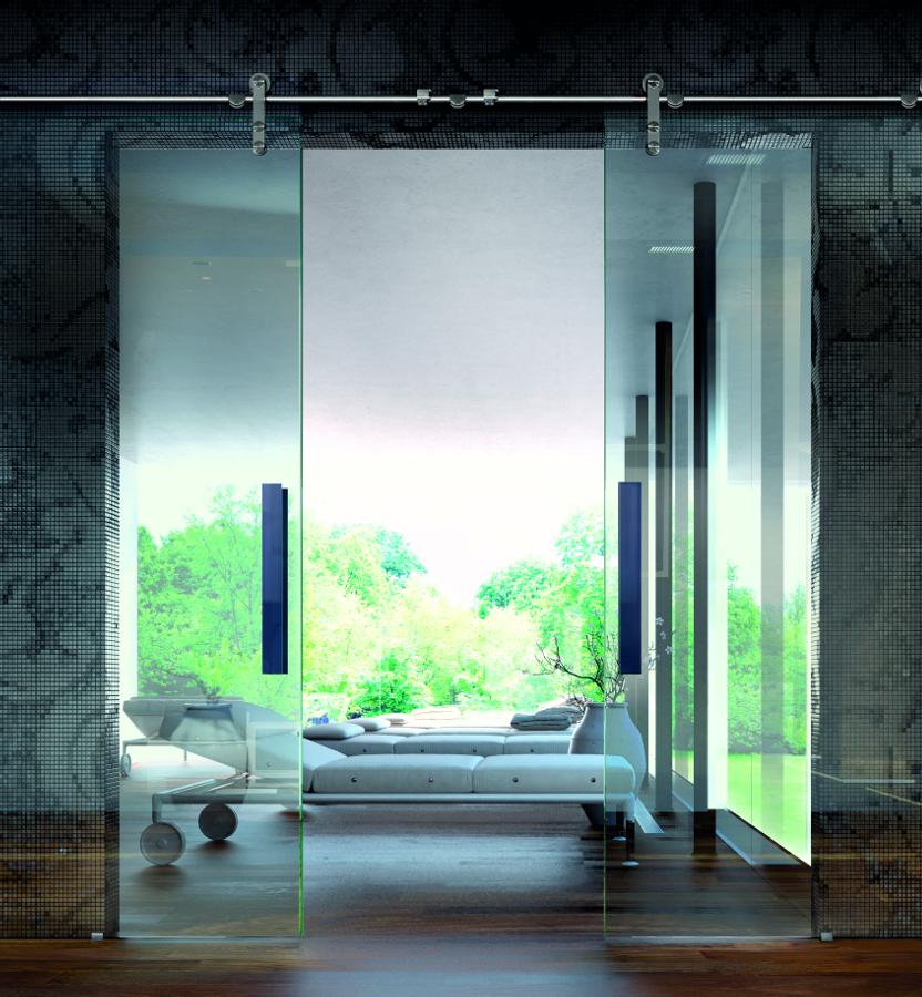 porta vetro 2 - Alfa Infissi